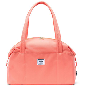 Herschel Strand Small Tote Bag, fresh salmon